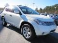 2007 Glacier Pearl White Nissan Murano SL  photo #7