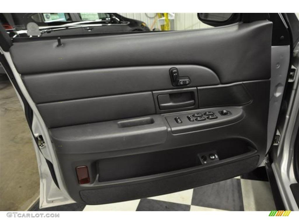 2003 Ford Crown Victoria Lx Dark Charcoal Door Panel Photo 57713570