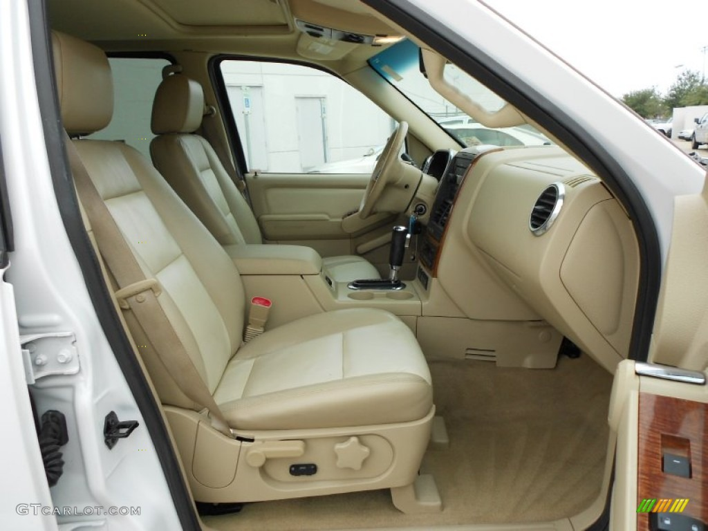 stone interior 2006 ford explorer eddie bauer photo