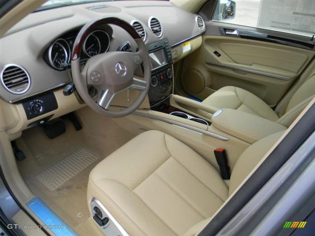 Cashmere Interior 2012 Mercedes Benz Gl 450 4matic Photo