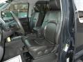 2011 Nissan Xterra Pro 4X Gray Leather Interior Interior Photo