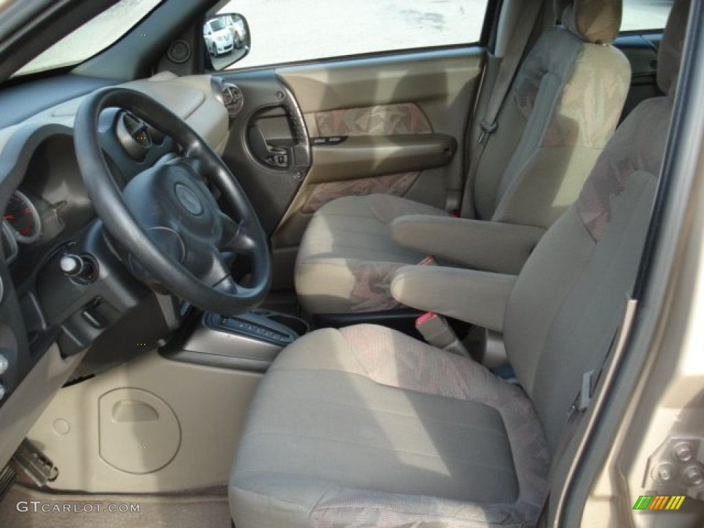 2003 pontiac aztek standard aztek model interior photos. Black Bedroom Furniture Sets. Home Design Ideas