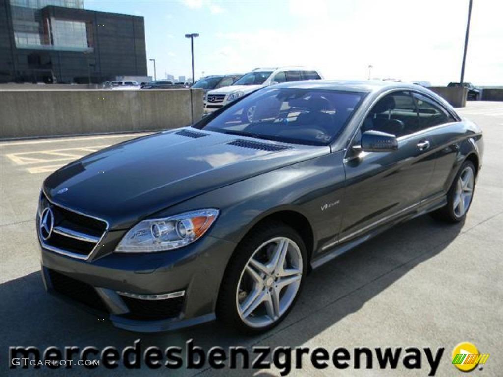 2012 designo graphite mercedes benz cl 63 amg 57695143 for Mercedes benz color