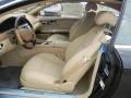 Cashmere/Savanna Interior Photo for 2012 Mercedes-Benz CL #57744068