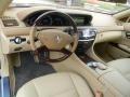 Cashmere/Savanna Dashboard Photo for 2012 Mercedes-Benz CL #57744081