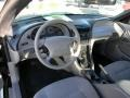 1999 Ford Mustang Light Graphite Interior Dashboard Photo