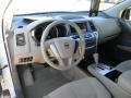 2011 Glacier White Pearl Nissan Murano S  photo #9