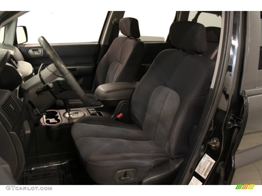 2004 Mitsubishi Endeavor Xls Awd Interior Color Photos