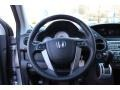 Black Steering Wheel Photo for 2011 Honda Pilot #57767664