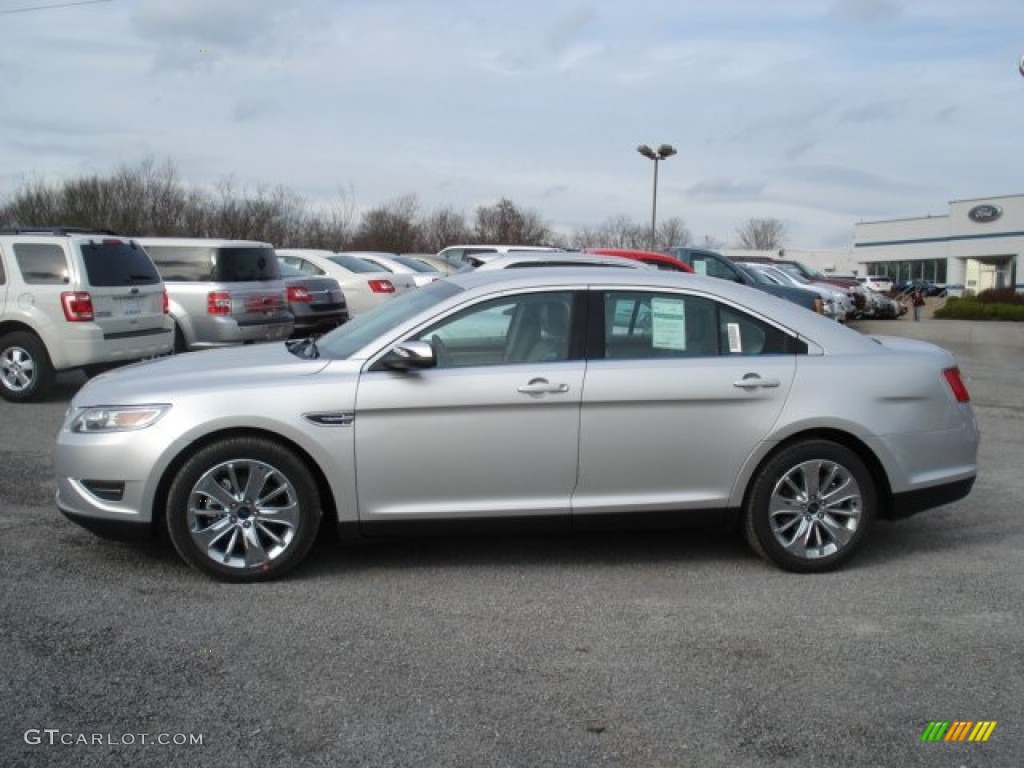 ingot silver 2012 ford taurus limited awd exterior photo 57773640. Black Bedroom Furniture Sets. Home Design Ideas