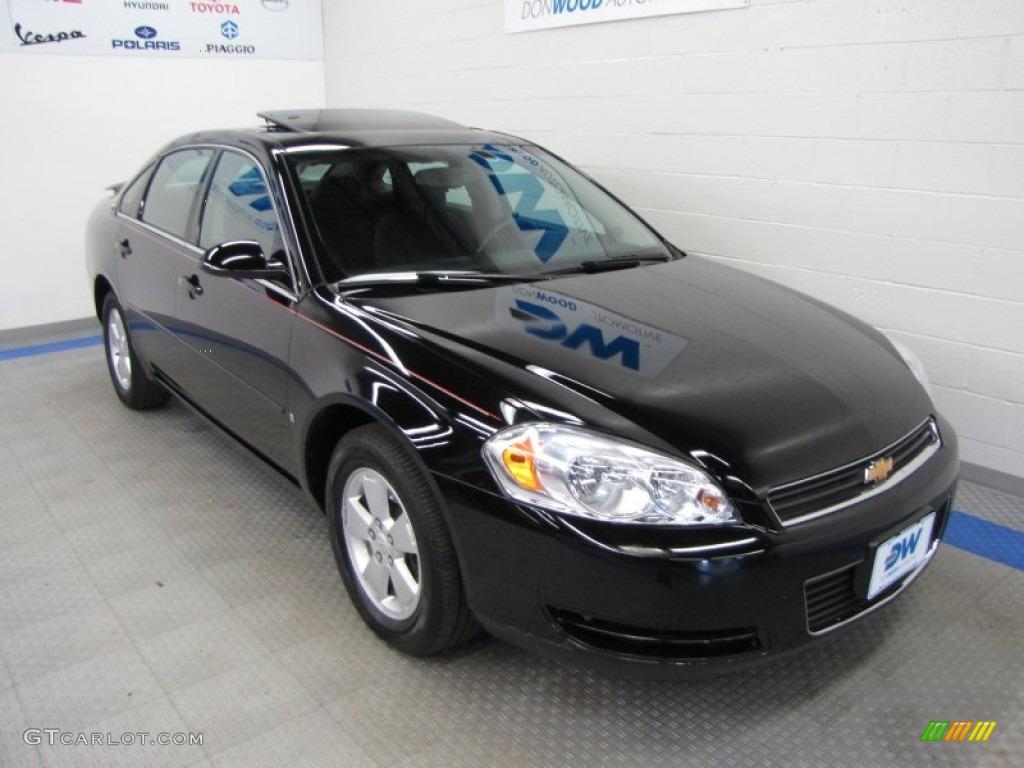 2006 black chevrolet impala lt 57696087 car color galleries. Black Bedroom Furniture Sets. Home Design Ideas