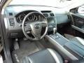 Black 2010 Mazda CX-9 Interiors