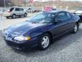 2000 Navy Blue Metallic Chevrolet Monte Carlo SS  photo #1