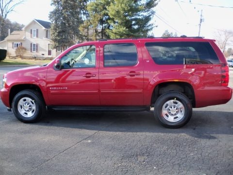 2012 Chevrolet Suburban 2500 Lt Data Info And Specs