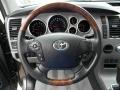 Graphite Gray Steering Wheel Photo for 2011 Toyota Tundra #57817855