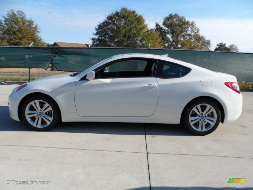 Karussell White 2012 Hyundai Genesis Coupe 2 0t Exterior Photo 57824567 Gtcarlot Com