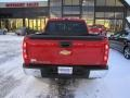 2009 Victory Red Chevrolet Silverado 1500 LT Crew Cab 4x4  photo #26