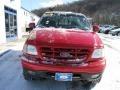Bright Red - F150 XL Regular Cab Flare-Side Sport 4x4 Photo No. 3