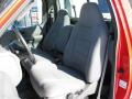 Bright Red - F150 XL Regular Cab Flare-Side Sport 4x4 Photo No. 8