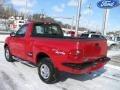 Bright Red - F150 XL Regular Cab Flare-Side Sport 4x4 Photo No. 13