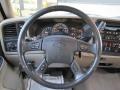 Tan Steering Wheel Photo for 2005 Chevrolet Silverado 1500 #57829115