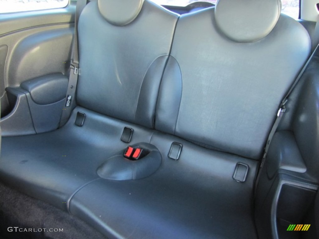 2002 Mini Cooper S Hardtop Interior Color Photos