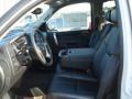 2012 White Diamond Tricoat Chevrolet Silverado 1500 LT Crew Cab 4x4  photo #11