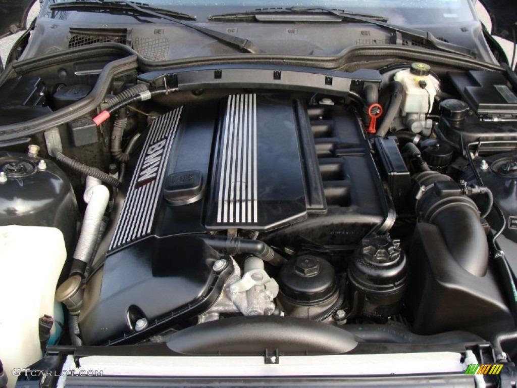 2001 Bmw Z3 3 0i Roadster 3 0 Liter Dohc 24 Valve Inline 6