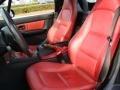 2001 BMW Z3 Tanin Red Interior Interior Photo