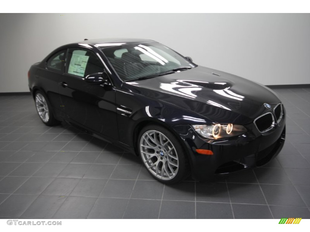 2012 Jerez Black Metallic Bmw M3 Coupe 57823273
