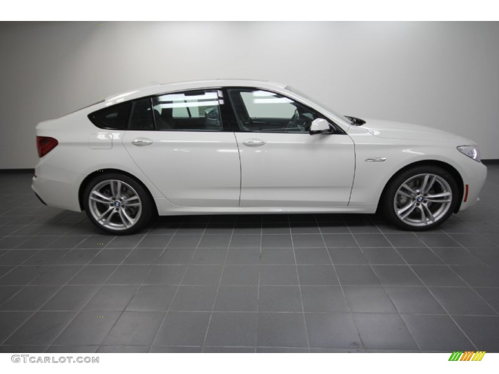 alpine white 2012 bmw 5 series 535i gran turismo exterior. Black Bedroom Furniture Sets. Home Design Ideas
