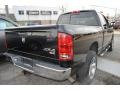 2006 Black Dodge Ram 1500 SLT Quad Cab 4x4  photo #2