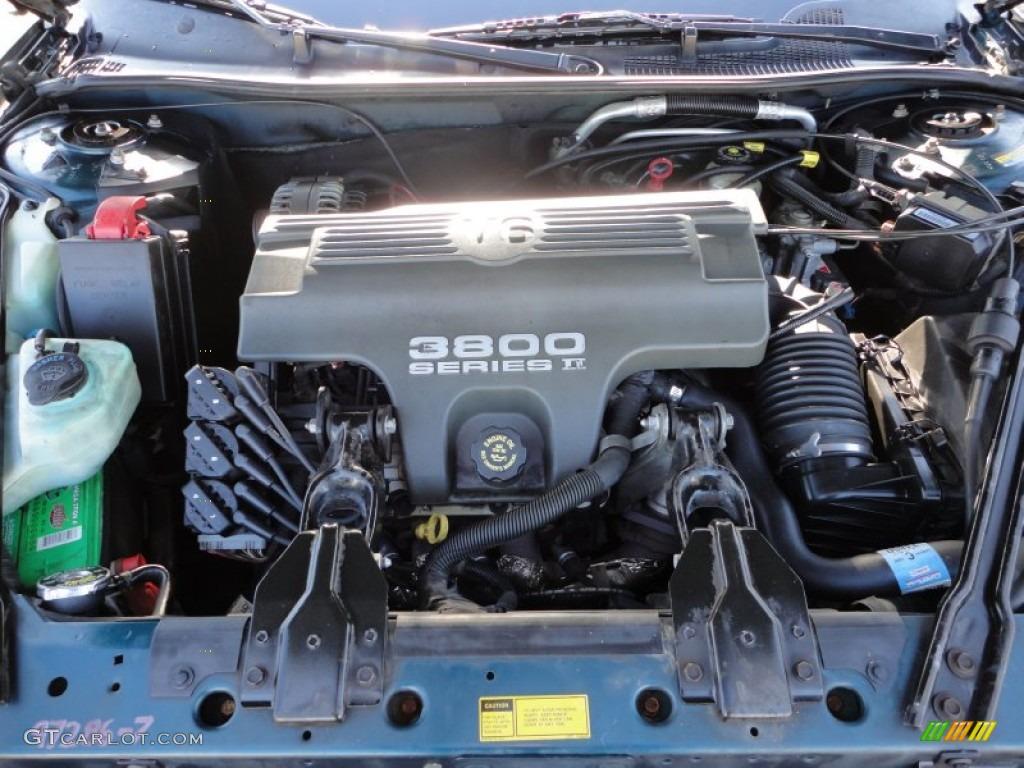 1997 Pontiac Grand Prix Gt Sedan 3 8 Liter 3800 Series Ii