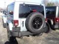 2012 Winter Chill Pearl Jeep Wrangler Sahara Arctic Edition 4x4  photo #4