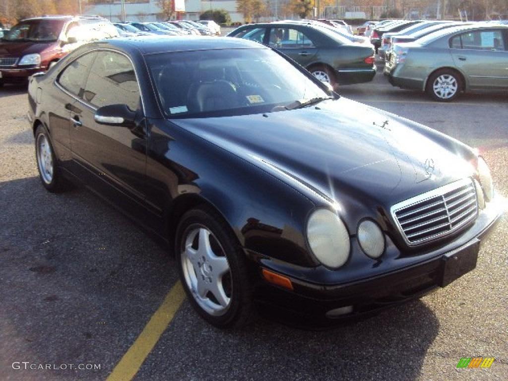 2000 black mercedes benz clk 320 coupe 57875600 for 2000 mercedes benz clk 320