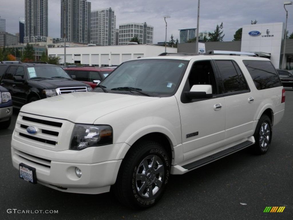 2008 white sand tri coat ford expedition el limited 57873769 car color galleries. Black Bedroom Furniture Sets. Home Design Ideas