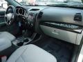 2011 Bright Silver Kia Sorento LX V6 AWD  photo #15