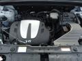 2011 Bright Silver Kia Sorento LX V6 AWD  photo #25