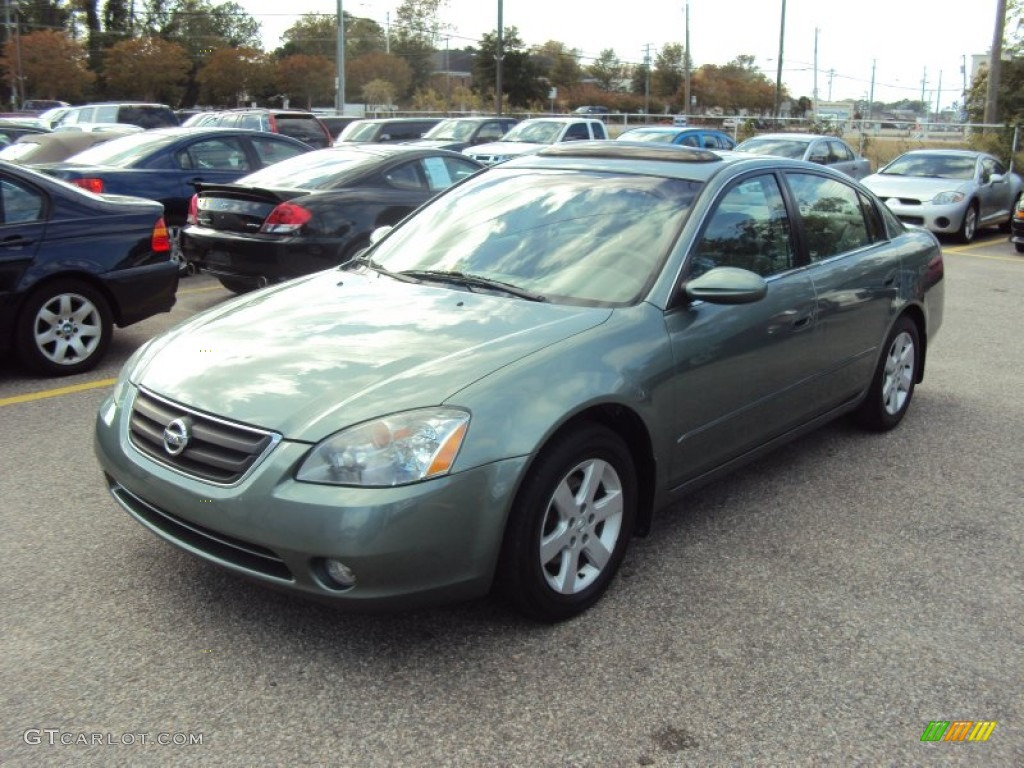 2003 mystic emerald green nissan altima 25 s 57875580 photo 7 mystic emerald green nissan altima vanachro Images