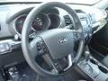 2011 Bright Silver Kia Sorento LX V6 AWD  photo #17