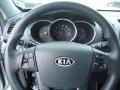 2011 Bright Silver Kia Sorento LX V6 AWD  photo #34