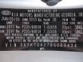 2011 Bright Silver Kia Sorento LX V6 AWD  photo #37