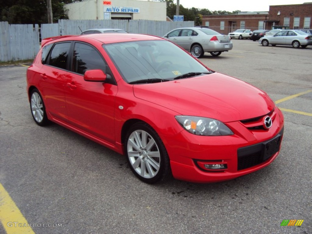 2008 mazda mazda3 mazdaspeed sport exterior photos. Black Bedroom Furniture Sets. Home Design Ideas