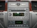 2011 Lincoln Town Car Black Interior Controls Photo