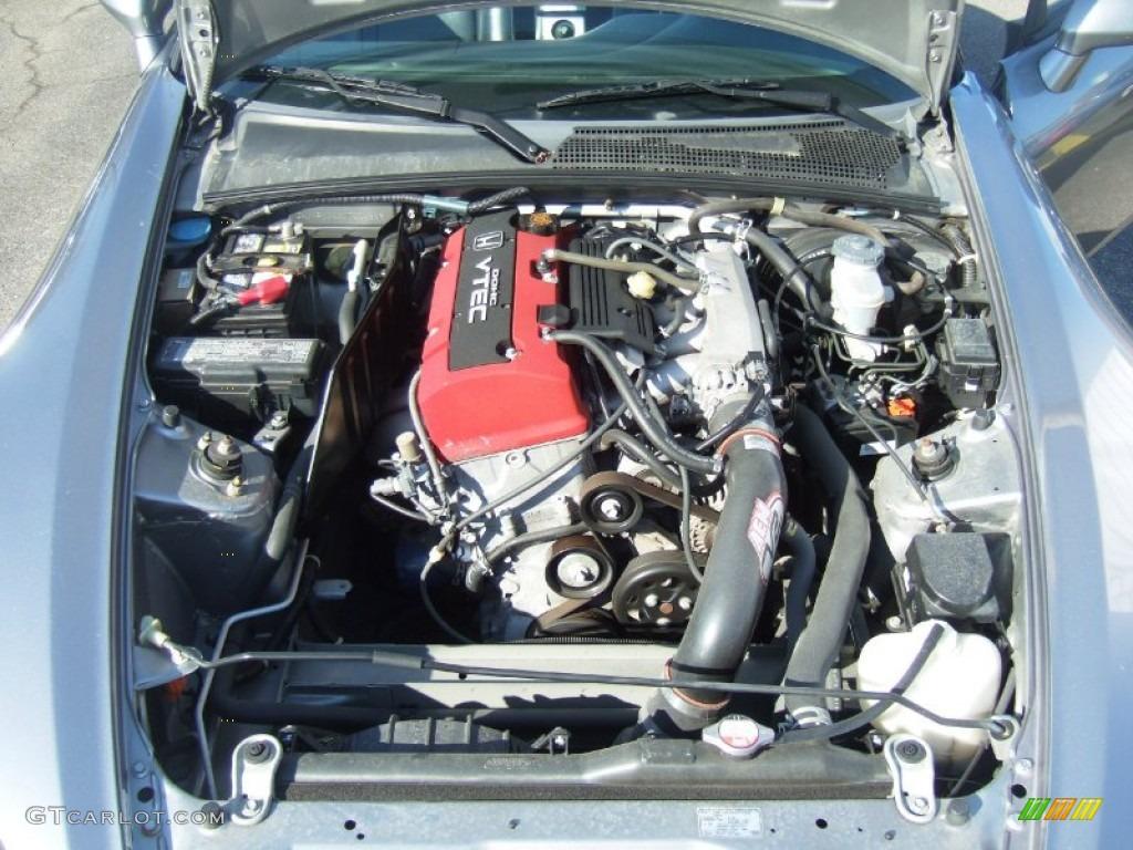 2001 Honda S2000 Roadster 2 0l Dohc 16v Vtec 4 Cylinder