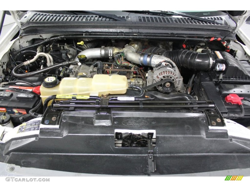 2002 Ford F350 Super Duty Xlt Supercab 4x4 Dually 7 3