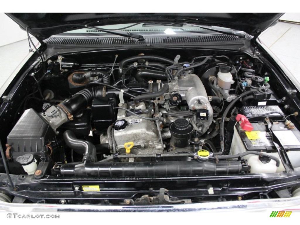 2001 Toyota Tacoma 4 Cylinder