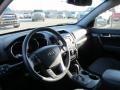 2011 Bright Silver Kia Sorento LX AWD  photo #9