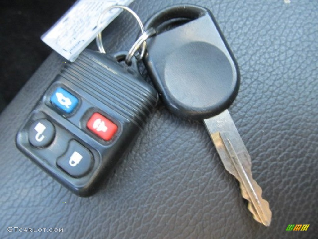 2006 Ford Mustang GT Premium Coupe Keys Photo #57900096