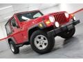 Flame Red 2005 Jeep Wrangler Gallery